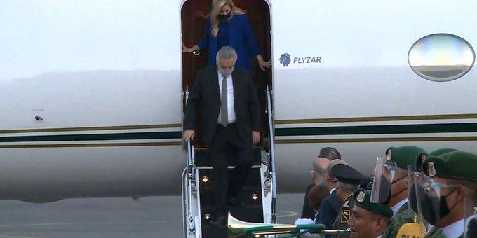 阿根廷总统出访租用梅西私人飞机,4天租金16万美元