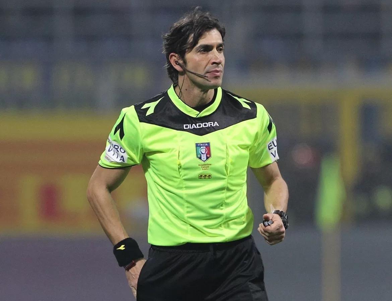 官方:卡尔瓦雷斯出任意大利杯半决赛国米战尤文主裁判