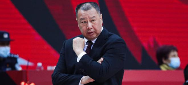 吴庆龙:输球由主教练担责,连续征战球员体能消耗大