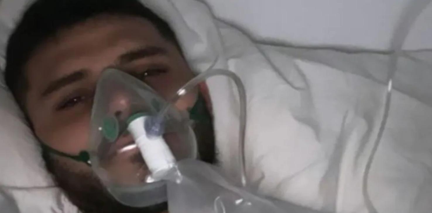 伊卡尔迪患肠胃炎发布戴氧气面罩图片,有人怀疑他感染新冠