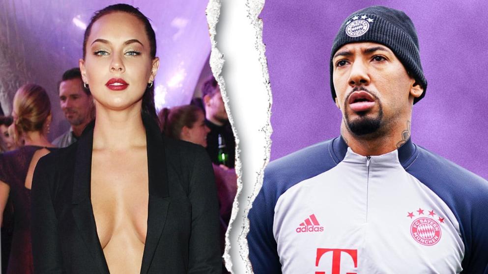 图片报:博阿滕与模特女友分手,被指控撒谎和不忠