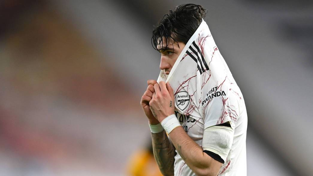 贝莱林:阿森纳红牌太多了,若11人对阵11人情况会完全不同