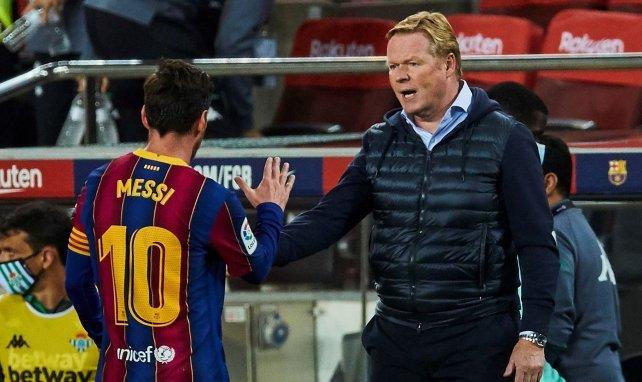 科曼:我不确定梅西能否留队,再来一次我还会卖苏亚雷斯