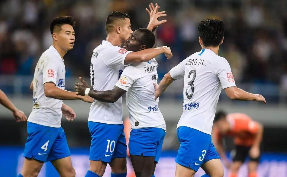 记者:天津津门虎未按时上交准入材料,将无缘新赛季中超