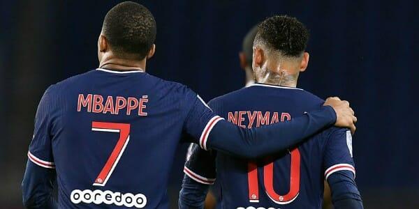 姆巴佩:内马尔是巴黎的核心,他带我领会了另一种足球