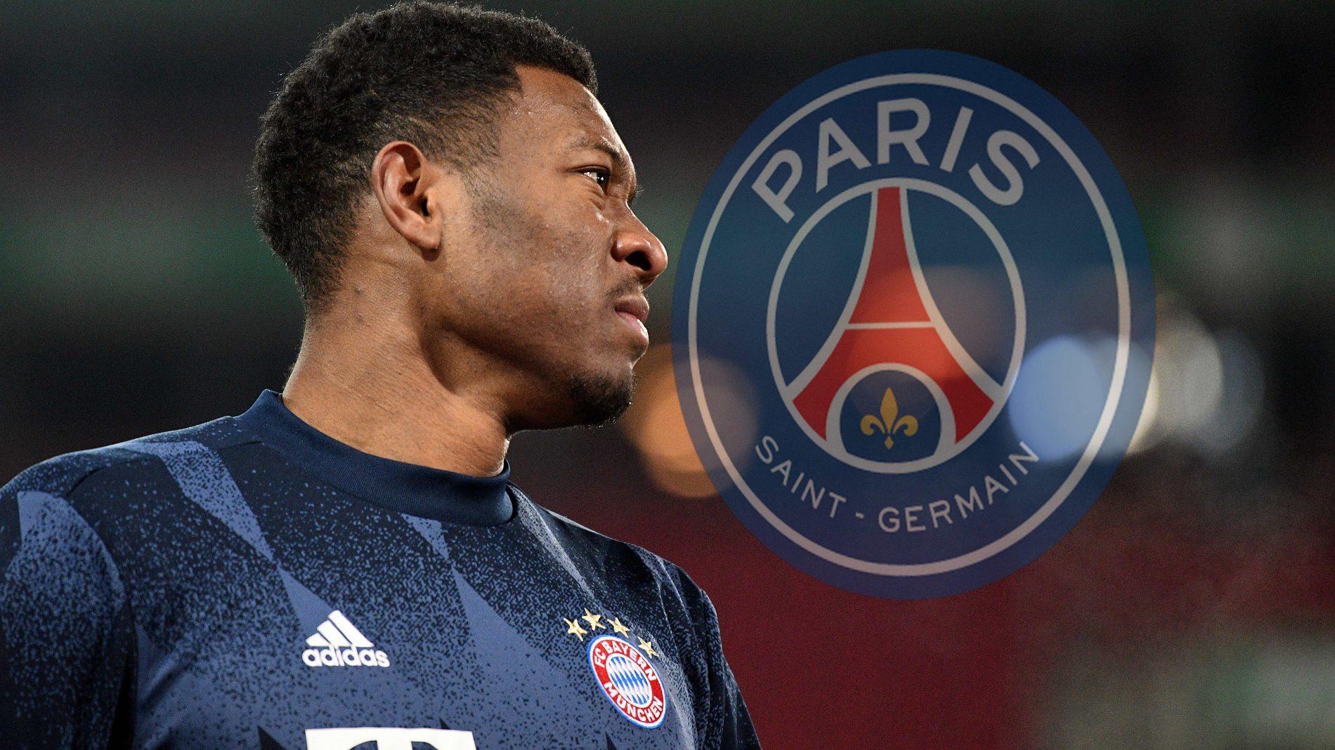 德国天空体育:巴黎在争取阿拉巴,愿意让他踢后腰
