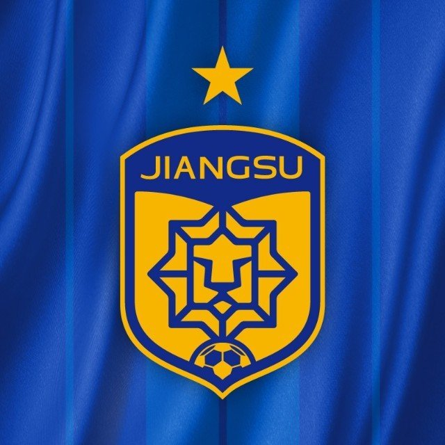 江苏队徽做出调整:整体设计更简洁,加入象征冠军五角星