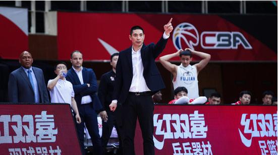 朱世龙:剩余比赛以争胜为主,希望年轻球员尽快成长