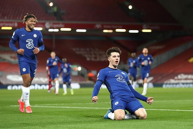维尔纳进球被吹芒特抽射制胜,切尔西客场1-0利物浦升至第四