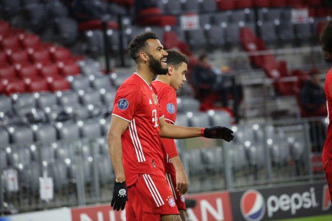 GIF:阿拉巴助攻舒波-莫廷破门,拜仁总比分6-1领先拉齐奥-欧凯