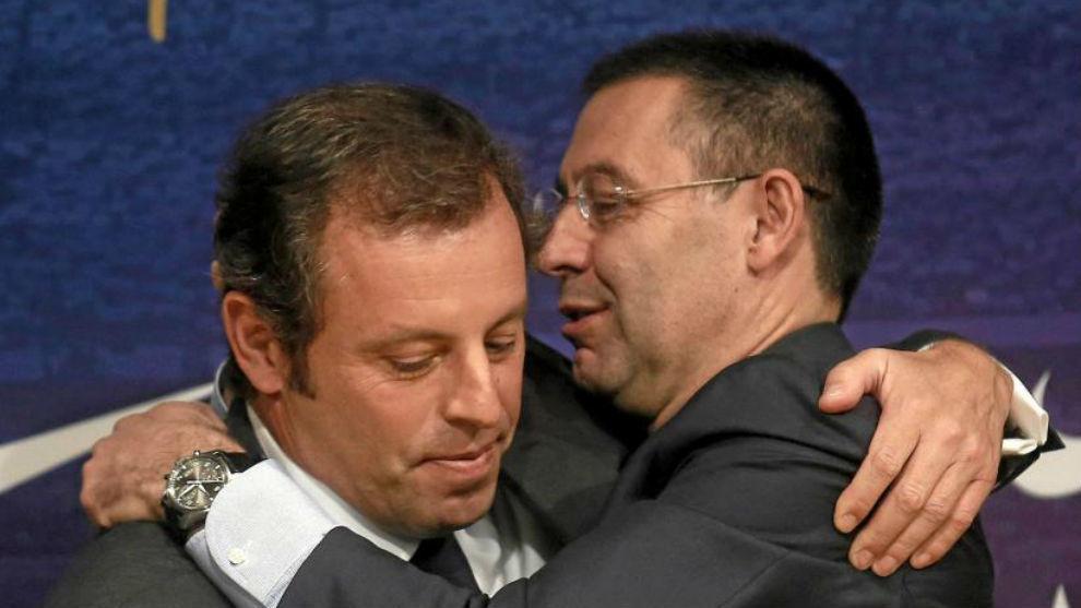 诺坎普主席台警局直通车?巴萨4年来连续两任主席遭逮捕