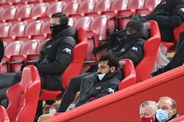 卡拉格:惊讶换下萨拉赫,利物浦需要进球而他是头号射手
