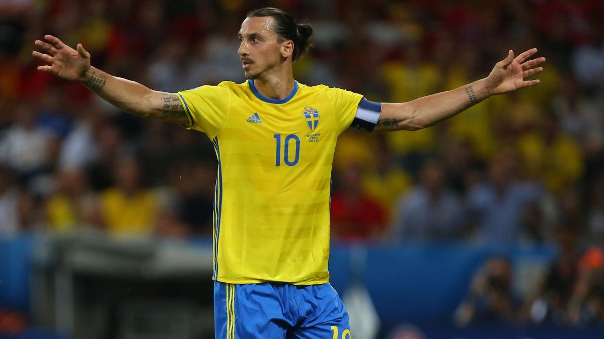 瑞典媒体:伊布会在本月底重回国家队,参加世界杯预选赛