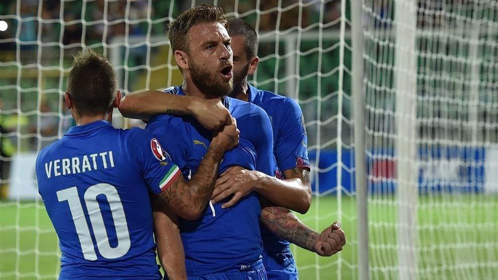 官方:德罗西加入意大利国家队教练组,成为曼奇尼助教-欧凯