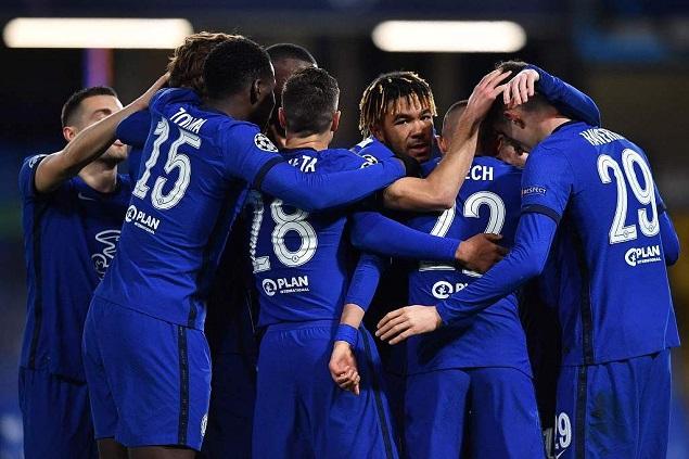 欧冠:齐耶什破门制胜萨维奇染红,切尔西总比分3-0马竞晋级-欧凯