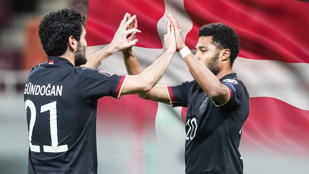 官方:德国敲定欧洲杯前倒数第二个热身对手,迎战丹麦