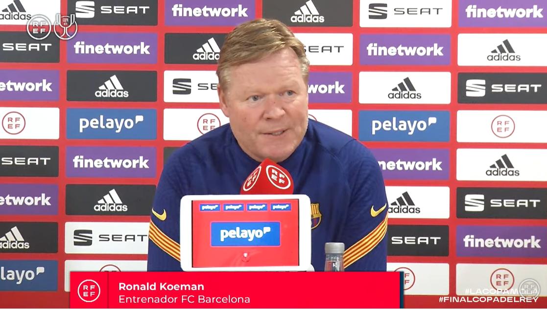科曼:我知道赢得国王杯会如何,也知道输了会如何