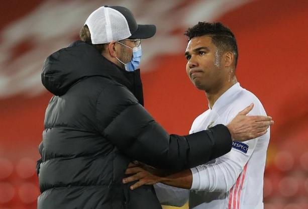 克洛普带领利物浦9战欧冠淘汰赛,2次主客场均未取胜