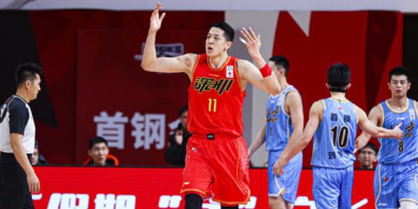 深圳vs北京大名单出炉:沈梓捷、方硕与刘晓宇禁赛1场
