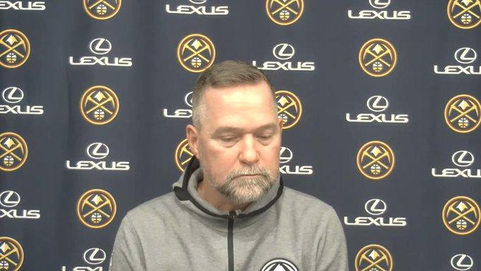 马龙谈戈登融入:他来这里不是为了出风头,而是为适应球队