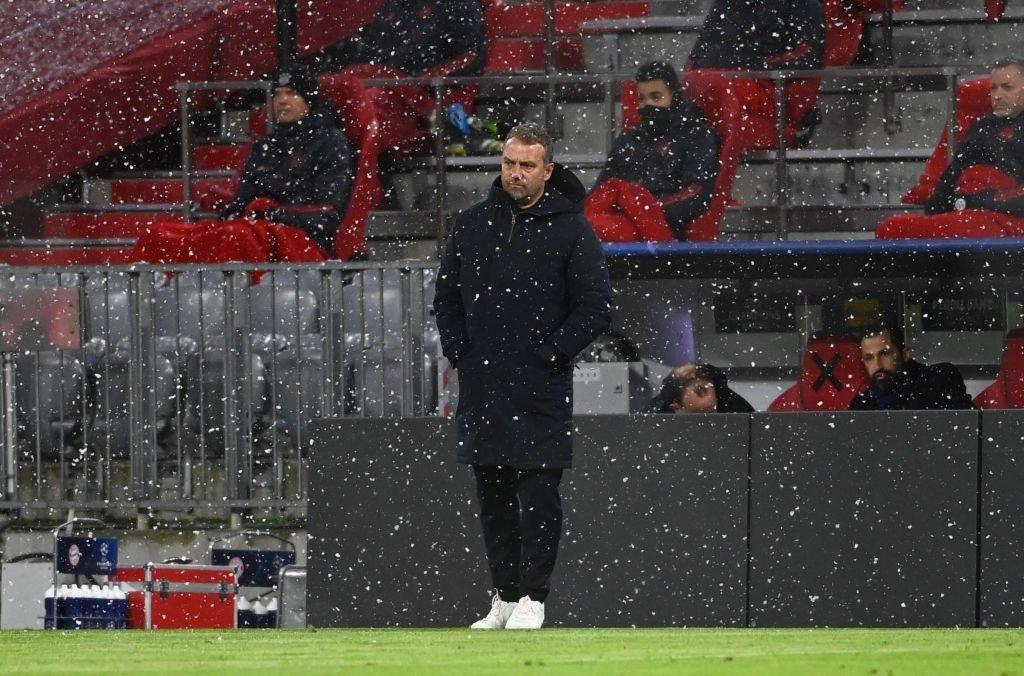 弗里克遭遇首场欧冠败仗,拜仁连续19个欧冠主场不败终结插图