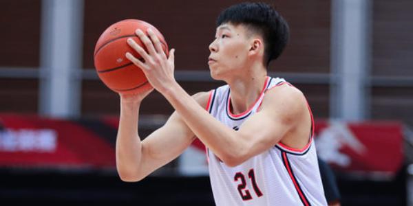 国内媒体:张昊已会合广东U19男篮,备战全运会