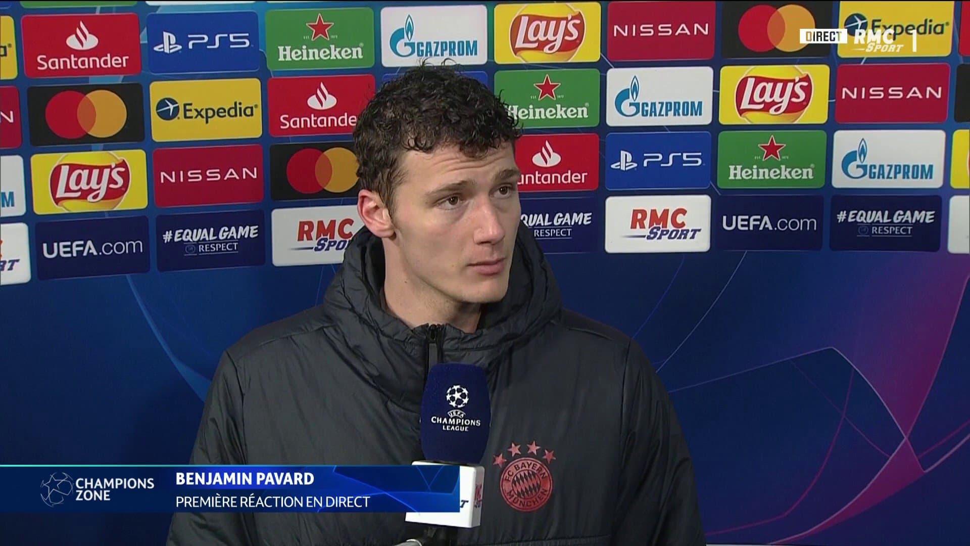 帕瓦尔:巴黎机会寥寥但把握住了,确信晋级的将是拜仁