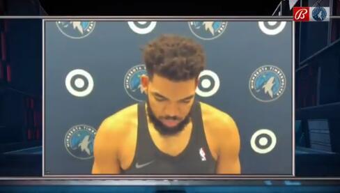 唐斯:我们必须从比赛一开始就为了胜利而战