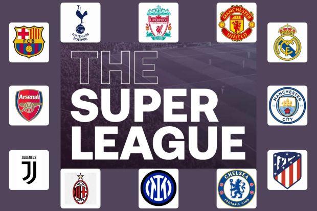欧超联赛赛制:20队分为两组,小组前三直接晋级八强