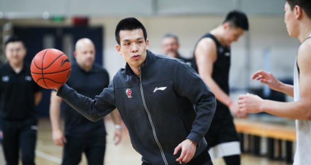 宋翔:解立彬已经开始带领北京队备战全运会