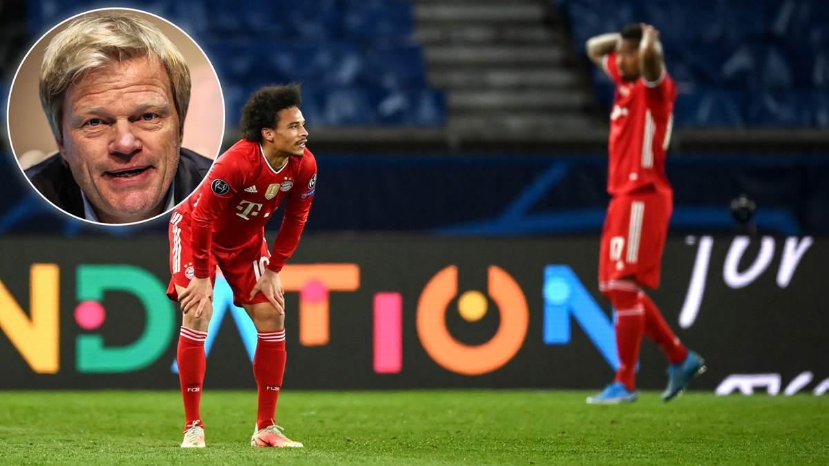 卡恩:尽管欧冠出局,但拜仁的表现足以令人骄傲