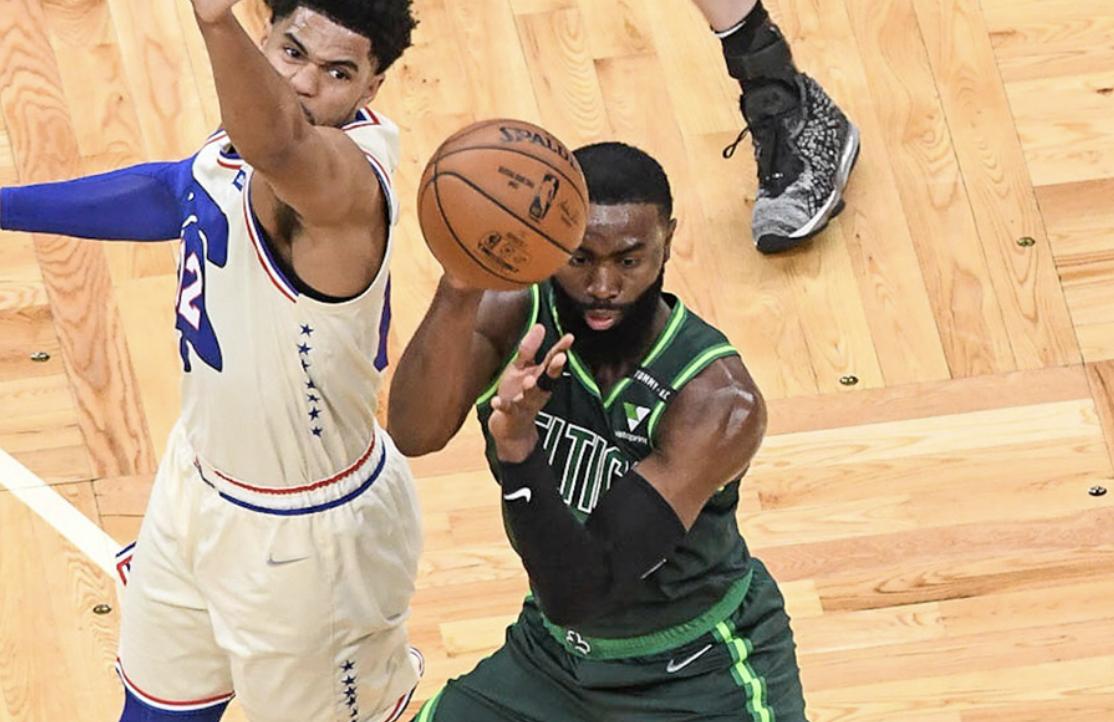 凯尔特人半场共产生14次失误,第二节NBA常规赛输了12分