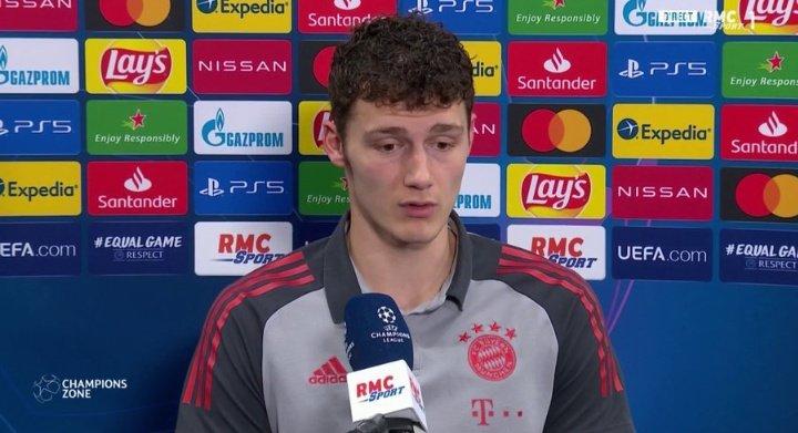 帕瓦尔:巴黎晋级实至名归,我希望他们欧冠夺冠