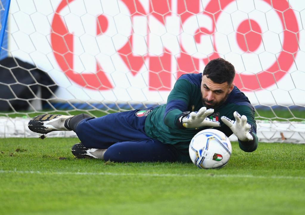 西里古和克拉尼奥阳性,月末意大利国家队球员+教练14人感染
