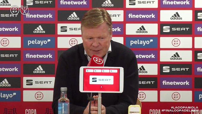 科曼:这赛季巴萨的变化,相信主席和球迷看在眼里
