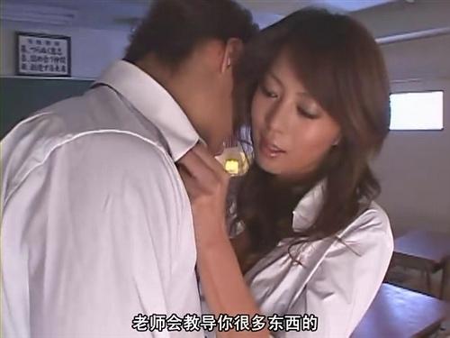 实拍初三女学生和男老师接吻的 -王震之 一有素材网图片