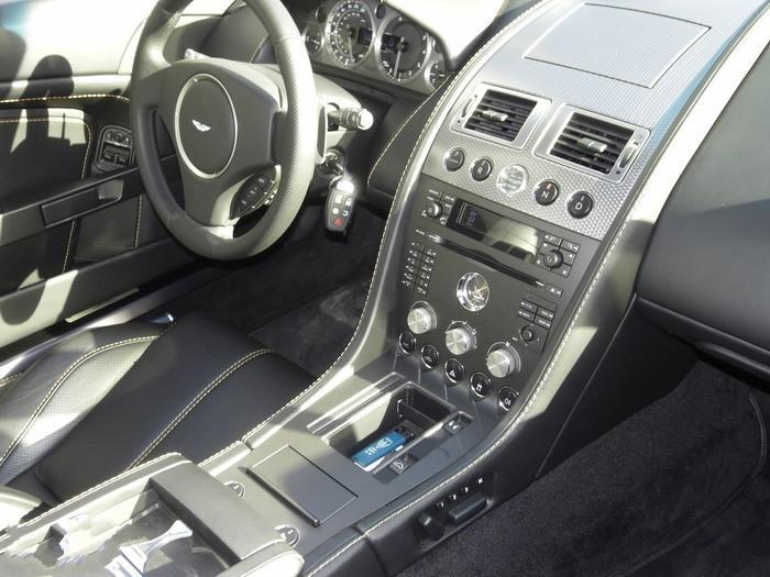 限量版阿斯顿马丁v8,国内仅此一台 改装与越野 车迷网高清图片