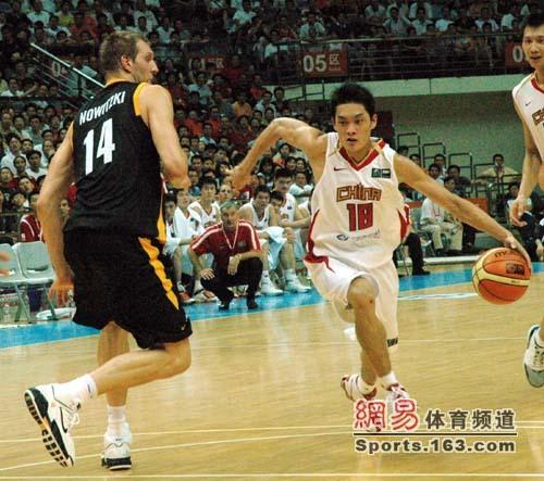 Andy球话之181:球事,追忆篇,2006德国曼海姆篮球赛,陈江华们的光荣岁月 - 安迪 - 安迪の博