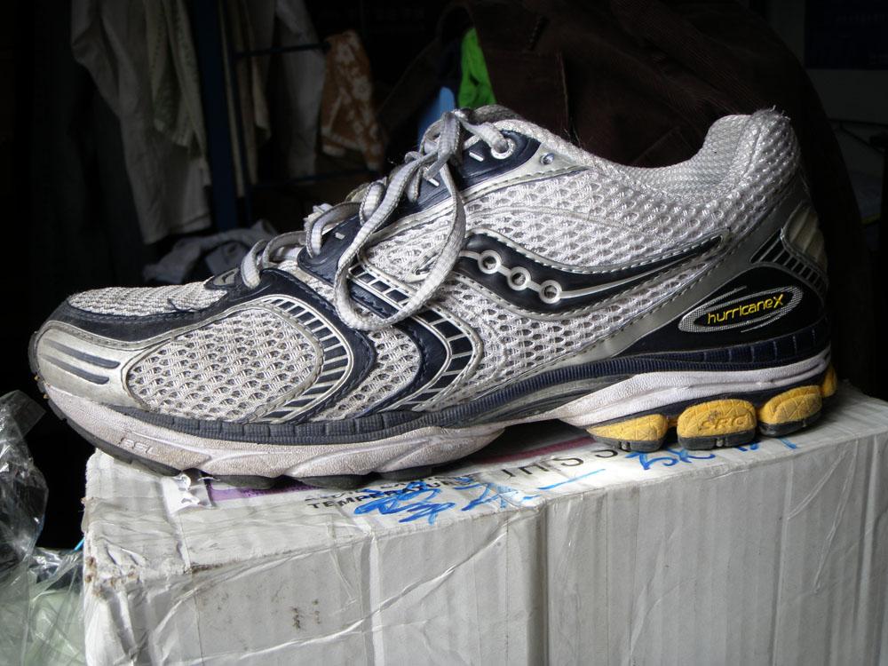 世界四大名跑鞋_我的四大跑鞋之saucony