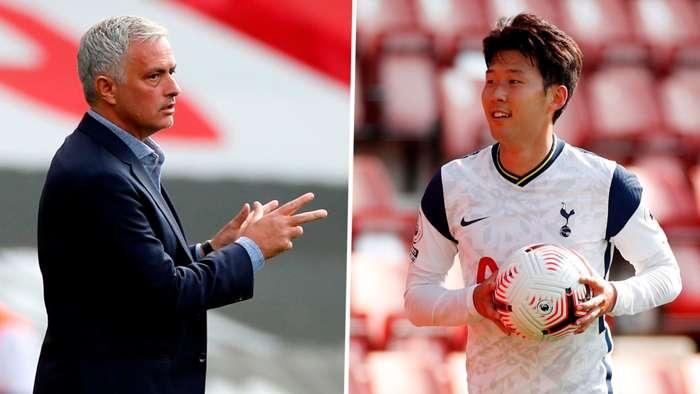 孙兴慜:西蒙尼是世界最佳教练之一,遗憾他在热刺没能成功