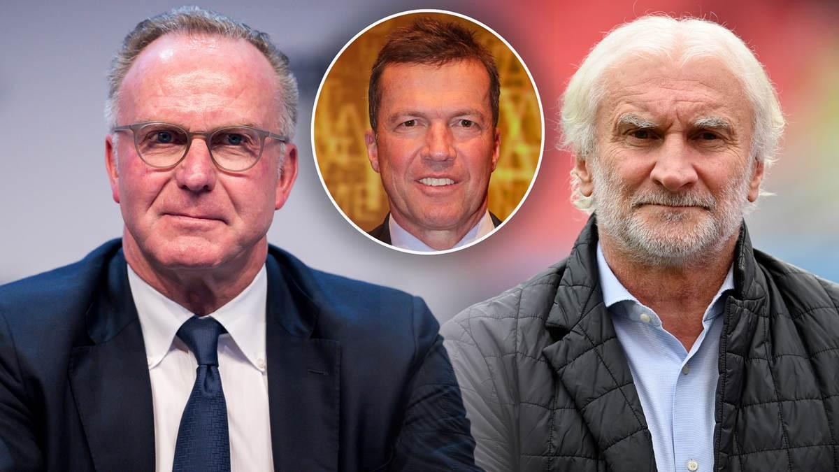 马特乌斯:鲁梅尼格应该当德国足协主席,沃勒尔当副主席插图