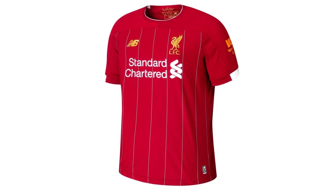 足球球衣品牌大杂汇  足球话题区