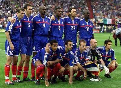 00年欧洲杯,06年世界杯亚军,18年世界杯冠军,这三套法国队决赛首发阵容哪个更强  足球话题区