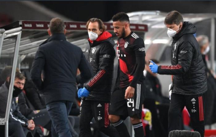 多人受伤,拜仁8名球员可能缺战马德里竞技