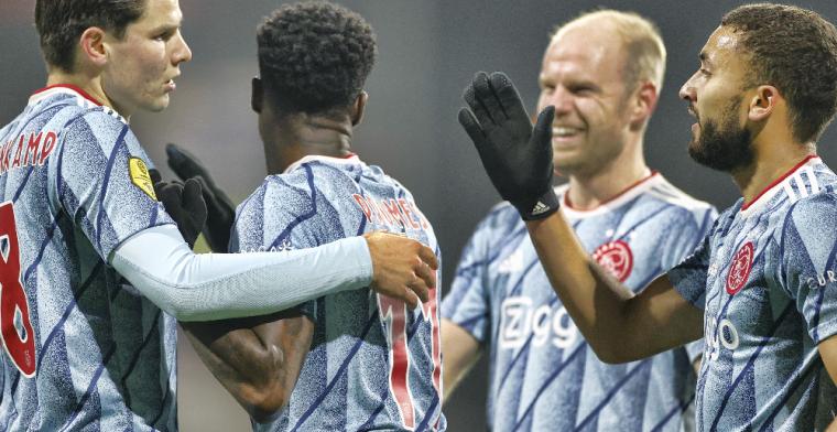 范巴斯滕:防守现在不是利物浦强项,阿贾克斯得发起进攻