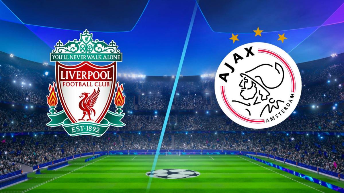 利物浦vs阿贾克斯首发:萨拉对决塔迪奇,阿利松缺阵