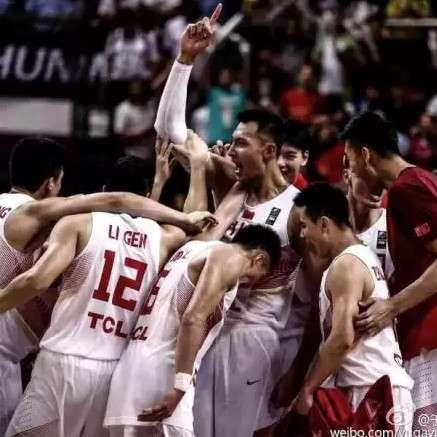 中国男篮未来靠自身