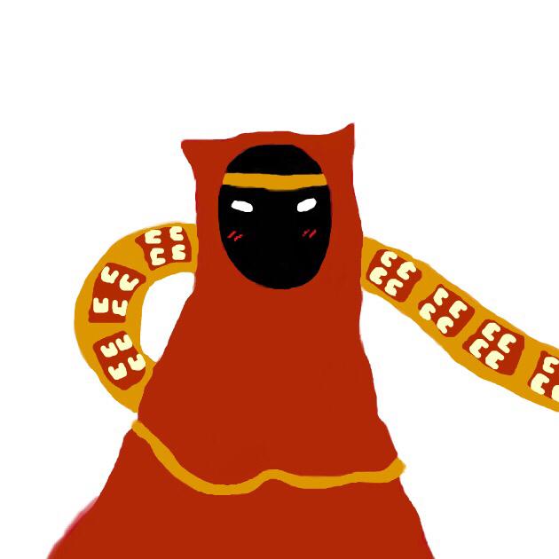 Jasmine红领巾