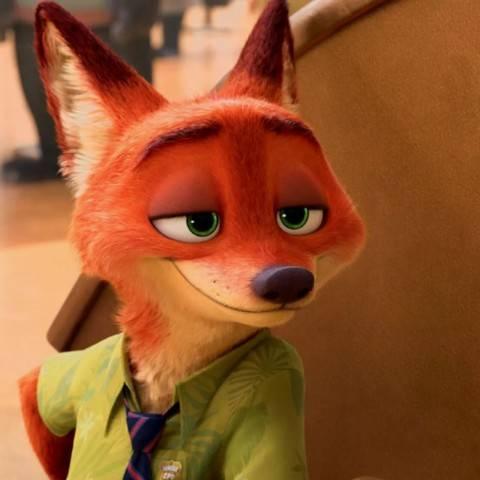 狐狸君就是我