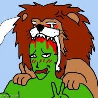 我干过狮子
